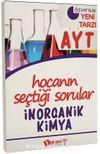 YKS 2. Oturum AYT İnorganik Kimya Hocanın Seçtiği Sorular