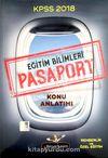 2018 KPSS Eğitim Bilimleri Pasaport Konu Anlatımı Modüler Set (6 Kitap)