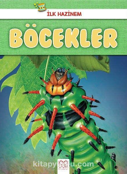 İlk Hazinem - Böcekler - Denise Ryan pdf epub