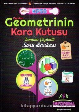 KPSS Öğreten Geometrinin Kara Kutusu Tamamı Çözümlü Soru Bankası - Kollektif pdf epub