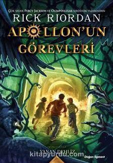 Apollon'un Görevleri 3 / Yanan Dehliz - Rick Riordan pdf epub