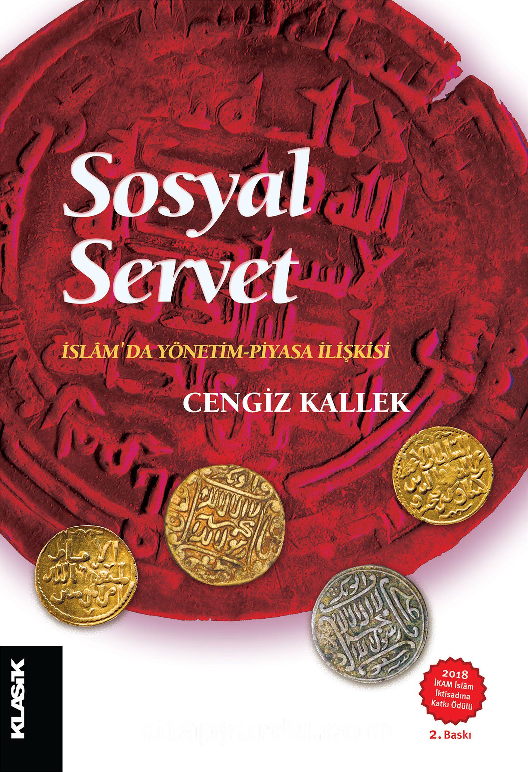 Sosyal Servetİslam'da Yönetim-Piyasa İlişkisi - Cengiz Kallek pdf epub