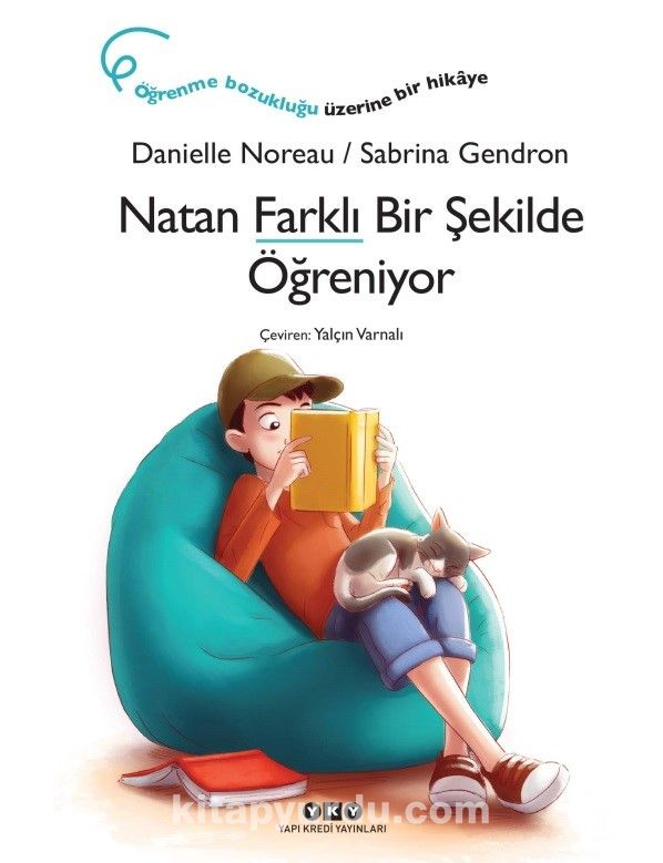 Natan Farklı Bir Şekilde Öğreniyor - Danielle Noreau pdf epub