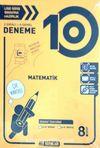 8. Sınıf Lise Giriş Sınavına Hazırlık Matematik 10 Deneme
