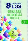 8. Sınıf LGS Din Kültürü Ahlak Bilgisi Denemeleri
