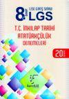 8. Sınıf LGS İnkılap Tarihi Atatürkçülük Denemeleri