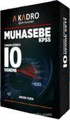 KPSS Muhasebe Tamamı Çözümlü 10 Deneme
