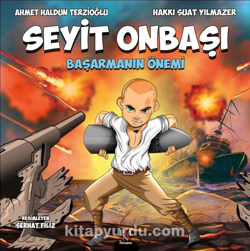 Seyit OnbaşıBaşarmanın Önemi - Ahmet Haldun Terzioğlu pdf epub