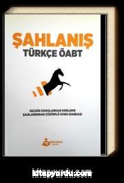ÖABT Şahlanış Türkçe Çözümlü Soru Bankası