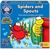 Sevimli Örümcek Sayı Borusu Tırmanma Mini Kutu Oyunu (4-7 Yaş)