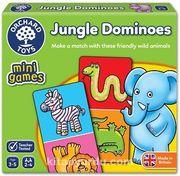 Sevimli Hayvanlar Domino Mini Kutu Oyunu (3-5 Yaş)