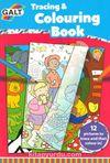 Tracing & Colouring Book / Boyama Çalışma Kitabı (5+ Yaş)