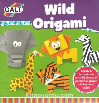 Wild Origami / Vahşi Hayvan Origami (7+ Yaş) -  pdf epub
