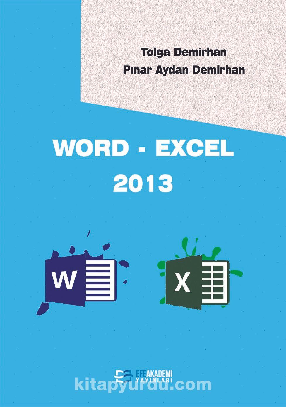 WORD EXCE L 2013 - Tolga Demirhan pdf epub