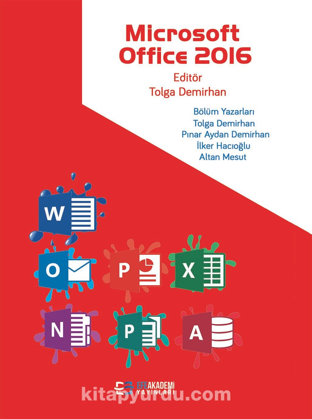 OFFICE 2016 - Tolga Demirhan pdf epub