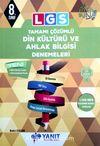 8. Sınıf LGS Tamamı Çözümlü Din Kültürü ve Ahlak Bilgisi Denemeleri