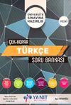 Üniversite Sınavlarına Hazırlık Türkçe Soru Bankası