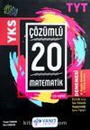 YKS TYT Matematik Çözümlü 20 Çek Kopar Denemesi