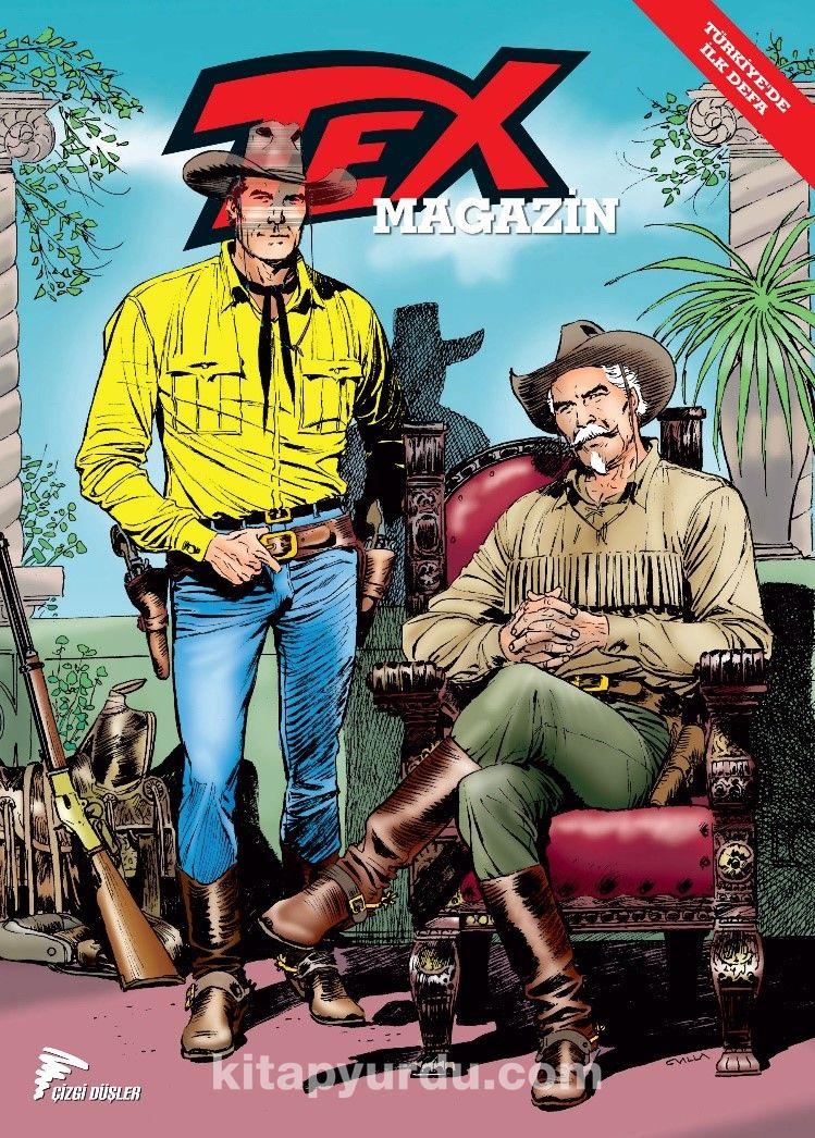 Tex Magazin 1 - Pasquale Ruju pdf epub