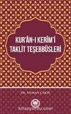 Kur'an-I Kerim'i Taklit Teşebbüsleri
