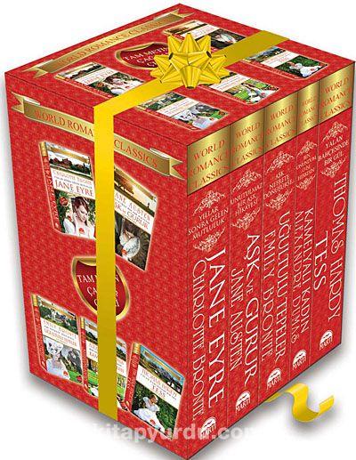 World Romance Klasikleri Seti (5 Kitap-Kutulu)