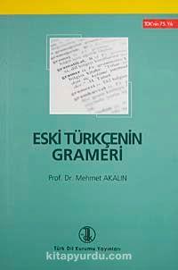 Eski Türkçenin Grameri