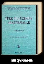 Türk Dili Üzerine Araştırmalar 2.Cilt