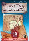 Piri Reis'in Serüvenleri (10 Kitap) Dev Boyutta Piri Reis Haritası Hediyeli