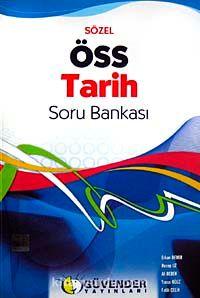 ÖSS Tarih Soru Bankası Sözel -  pdf epub