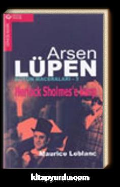 Arsen Lüpen - 3 / Herlock Sholmes'e Karşı