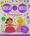 İlk Çıkartmalı Nokta Nokta Boyama Kitabım Prensesler