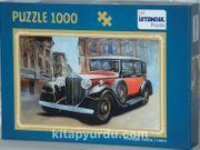 Nostaljik Araba 1000 Parça Puzzle (68x48)