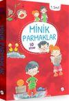 Minik Parmaklar Serisi Düz Yazı 1. Sınıf (10 Kitap)