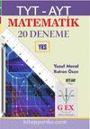 TYT-AYT 20 Matematik Deneme
