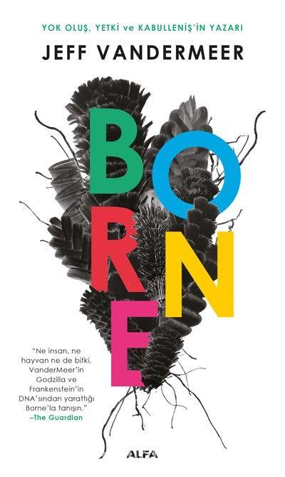 Borne - Jeff Vandermeer pdf epub