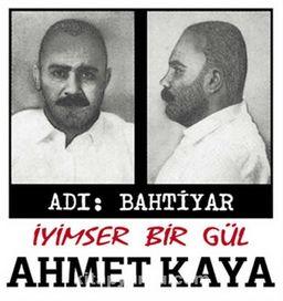 Ahmet Kaya - Adı Bahtiyar - İyimser Bir Gül (Plak)