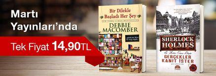 Martı Yayınları'nda Tek Fiyat 14,90 TL kampanyası