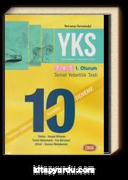 YKS Temel Yeterlilik Testi 1. Oturum  Tamamı Çözümlü 10 Deneme Sınavı