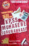 KPSS Muhasebe Soru Bankası