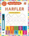 Harfler (4 Yaş+) / Çıkartmalı Çizgi Çizgi Etkinlik