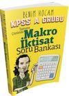 2018 KPSS A Grubu Makro İktisat Tamamı Çözümlü Soru Bankası