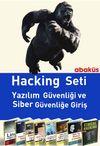 Hacking Seti (Yazılım Güvenliği ve Siber Güvenliğe Giriş) 9 Kitap (8+1)