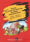 Skizzen Die Flucht Der Katze Und 20 Andere Kurzgeschichten & Türkçe- Almanca Bakışımlı Hikayeler