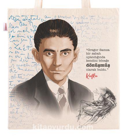 Askılı Bez Çanta - Franz Kafka