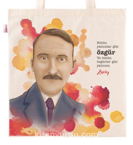 Askılı Bez Çanta - Stefan Zweig