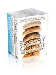 Tahıl Beyin - Tahıl Beyin Yaşam Planı - Buğday Göbeği (3 Kitap Set)