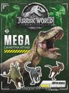 Jurassic World - Mega Çıkartma Kitabı