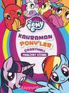 MLP - Kahraman Ponyler Çıkartmalı Faaliyet Kitabı