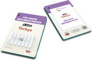 8. Sınıf Türkçe Cep-Matik Katlamalı Poster - Kollektif pdf epub