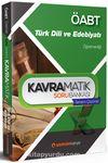 ÖABT Türk Dili ve Edebiyatı Kavramatik Soru Bankası (Tamamı Çözümlü)